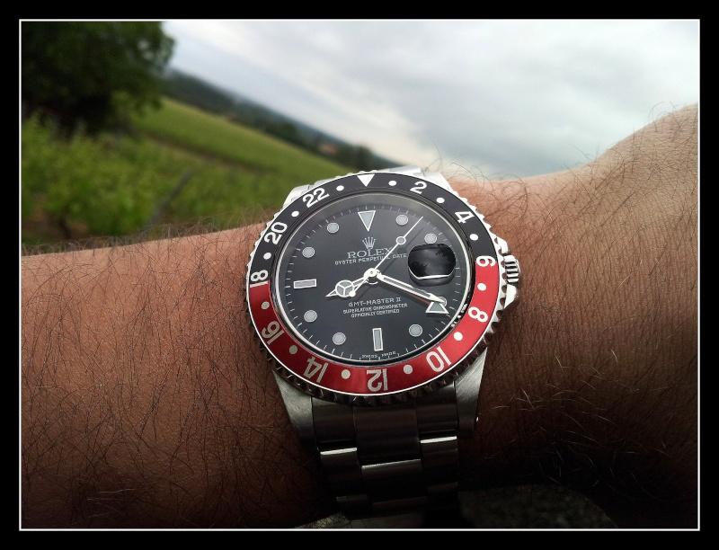 La montre du vendredi 18 juillet  2014 20140527