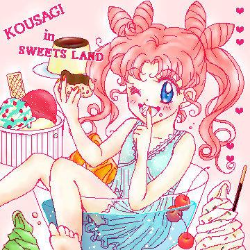 Senshi: Kousagi, Sailor Earth (RFR) Kousag10