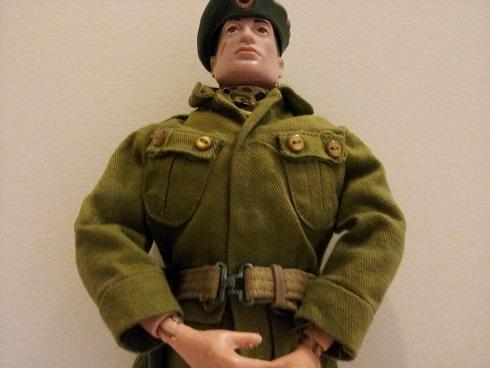 Bonds 1st Green Beret 20130723