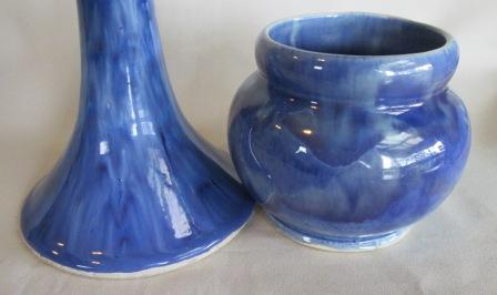 Blue Candlestick Candle11