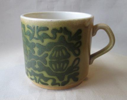 Green Pattern Cup Green_10