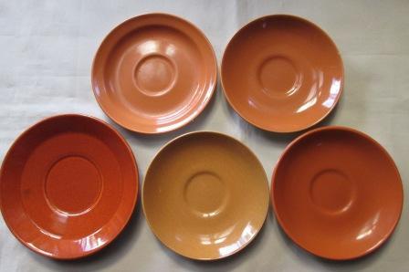 Orange Colour Glaze d00033 Orange12