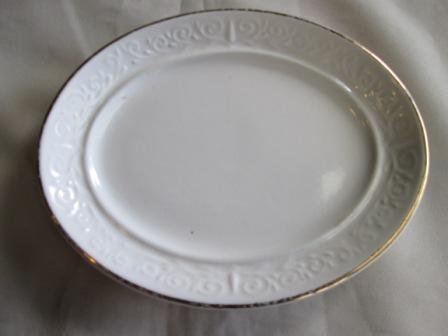 plate - A little treasure picked up today D834 Photo Frame Oval_p15