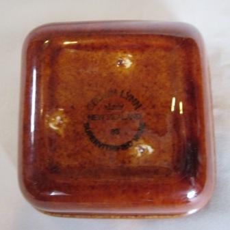 Small Square Hospital Dish 8619 Square11