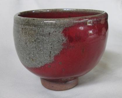 Bowl with Odd mark is by Stuart Spackman Van_de10