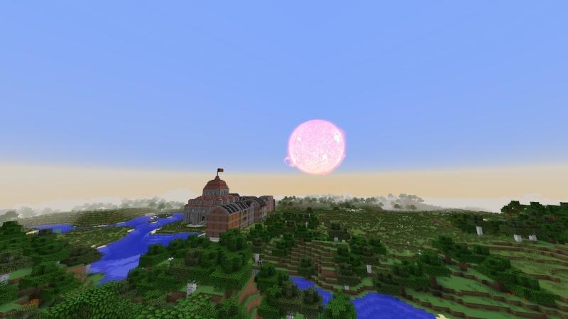 [Minecraft] Commencement d'une ville 2014-018