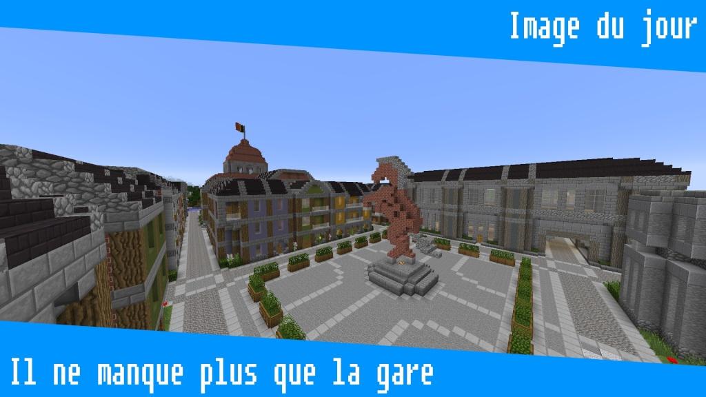 [Minecraft] Commencement d'une ville - Page 2 2014-022