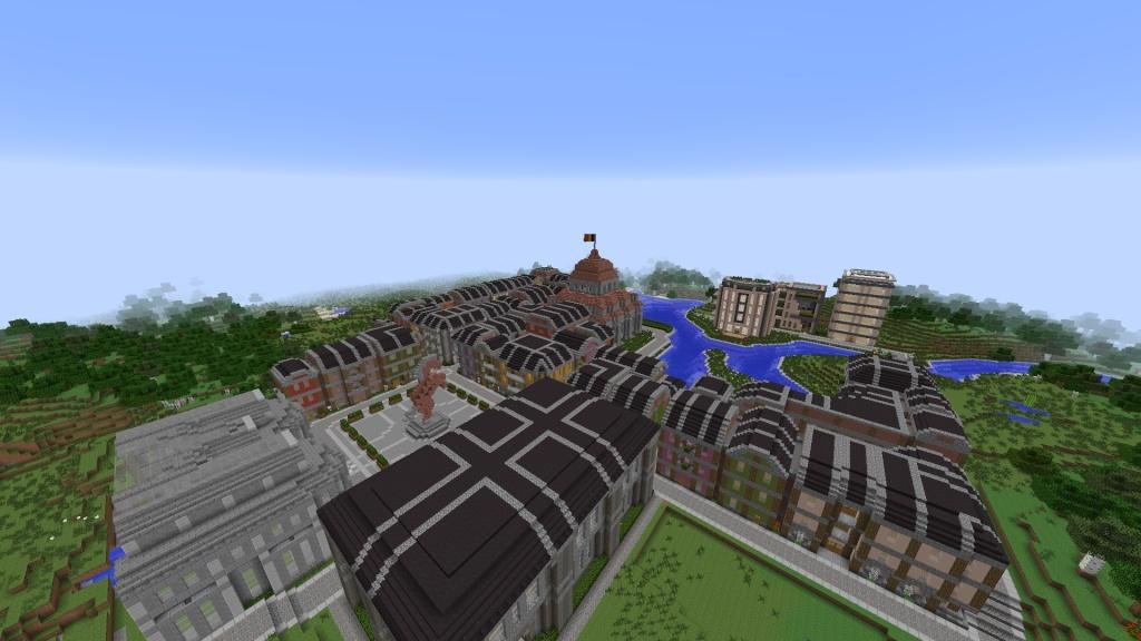 [Minecraft] Commencement d'une ville - Page 3 2014-023