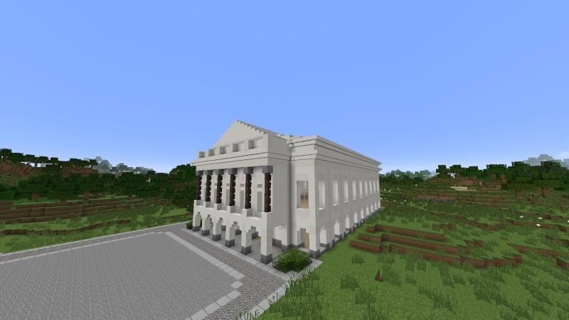 [Minecraft] Commencement d'une ville - Page 4 2014-028