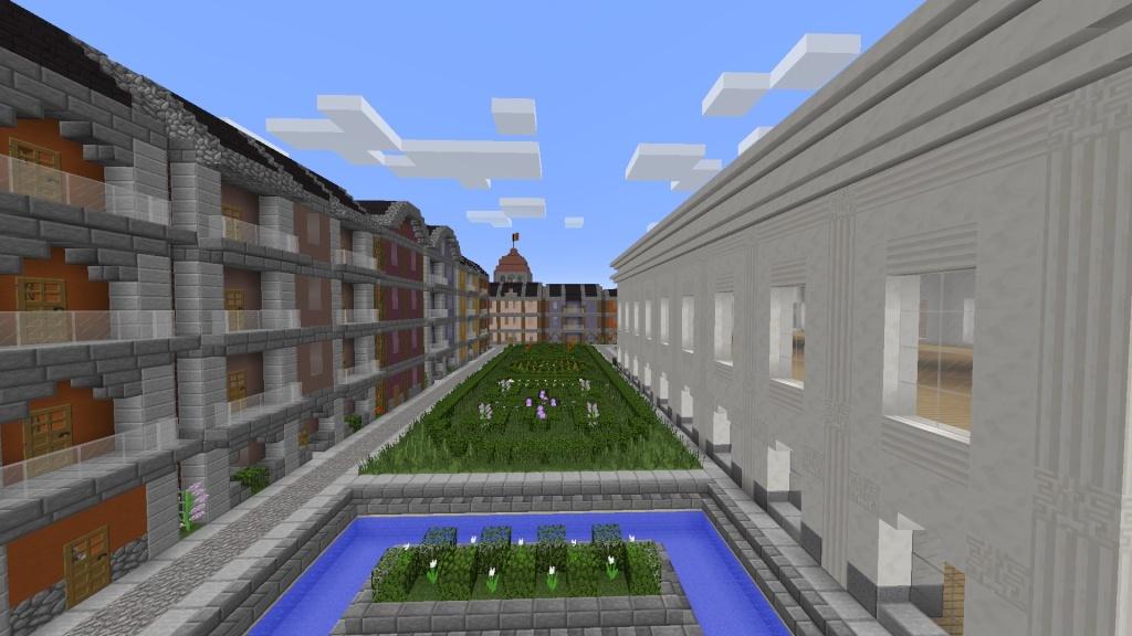 [Minecraft] Commencement d'une ville - Page 5 2014-029