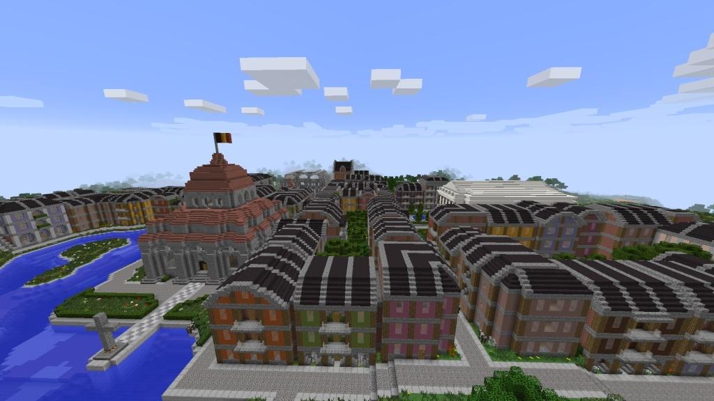 [Minecraft] Commencement d'une ville - Page 5 2014-030