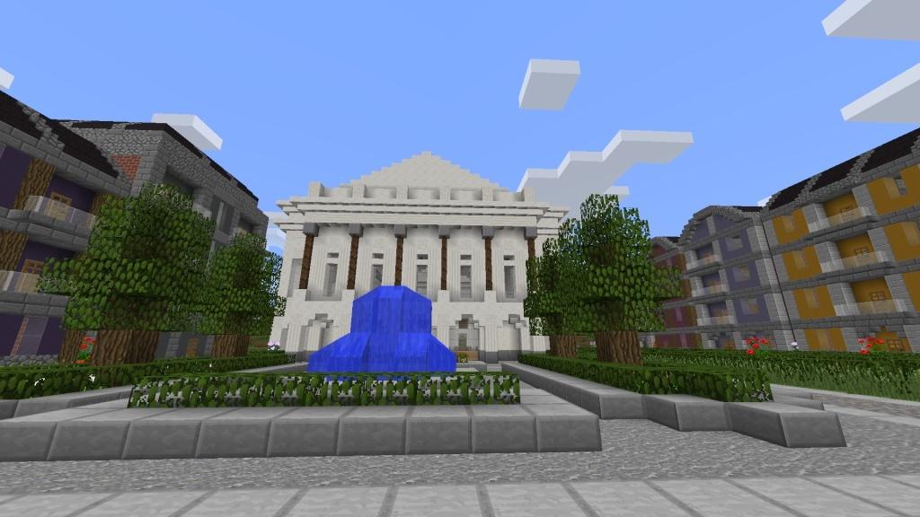 [Minecraft] Commencement d'une ville - Page 5 2014-031