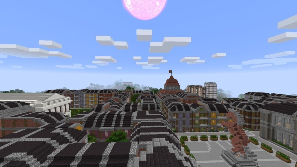 [Minecraft] Commencement d'une ville - Page 5 2014-032
