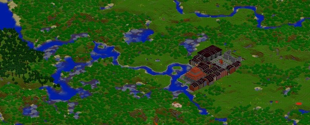 [Minecraft] Commencement d'une ville - Page 2 Output10