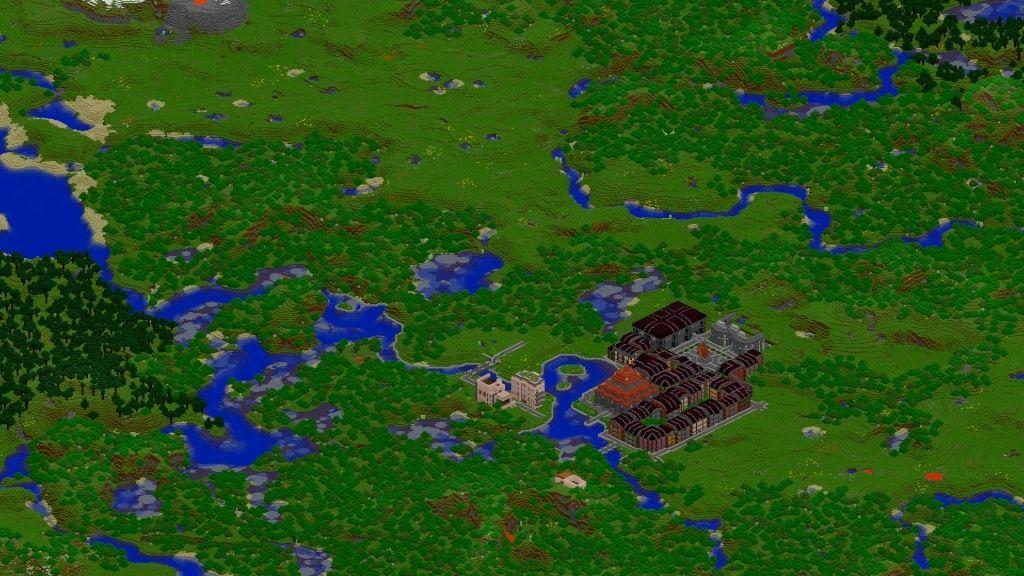 [Minecraft] Commencement d'une ville - Page 3 Output11