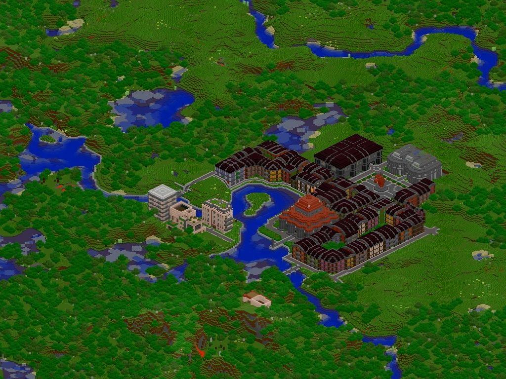 [Minecraft] Commencement d'une ville - Page 3 Output13