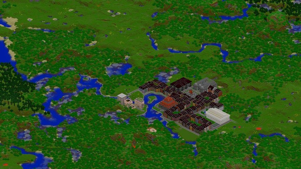 [Minecraft] Commencement d'une ville - Page 5 Output14