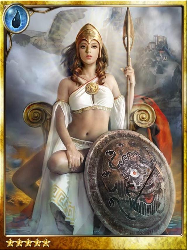 Avatars Légende/Personnage Légendaire Athena11