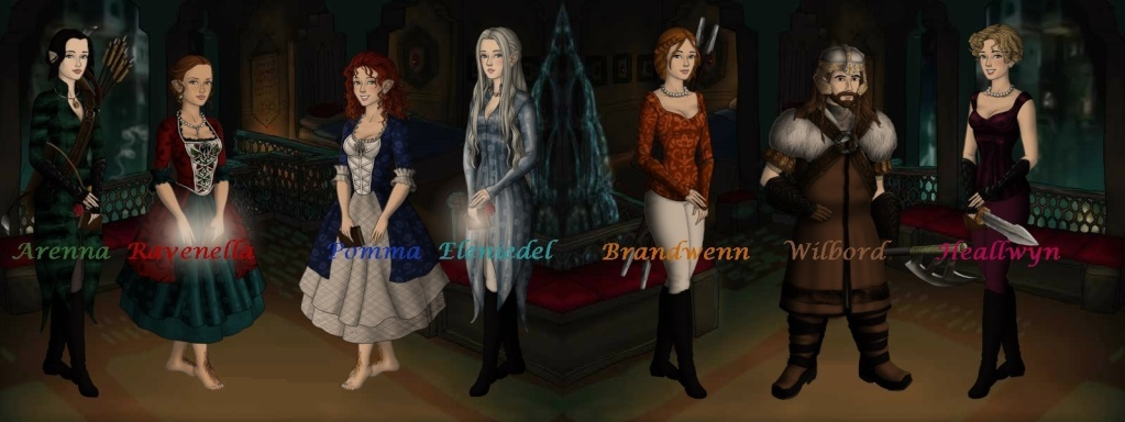 un avatar made middle-earth ! - Page 3 Arenna14