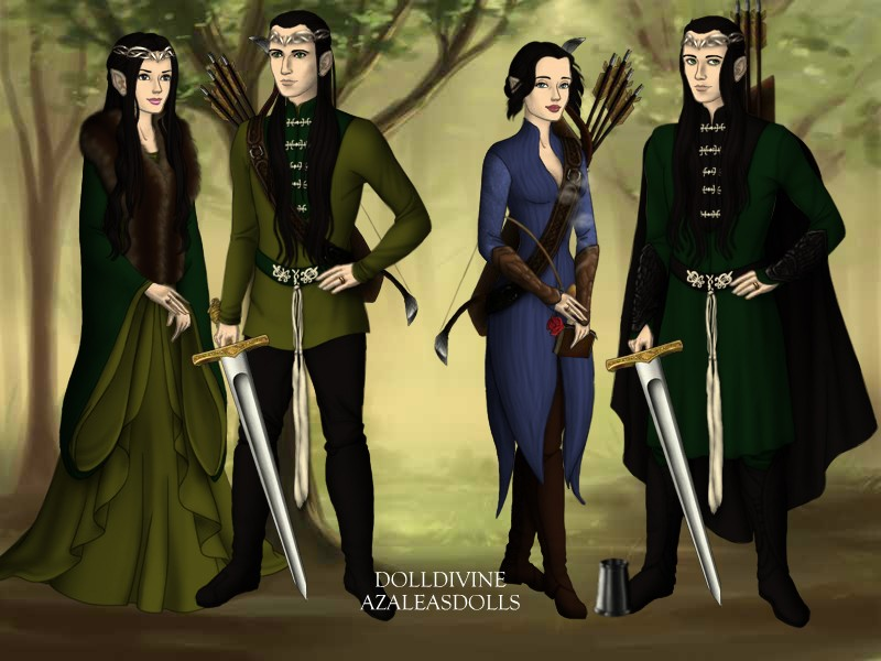 un avatar made middle-earth ! - Page 2 Foret_10