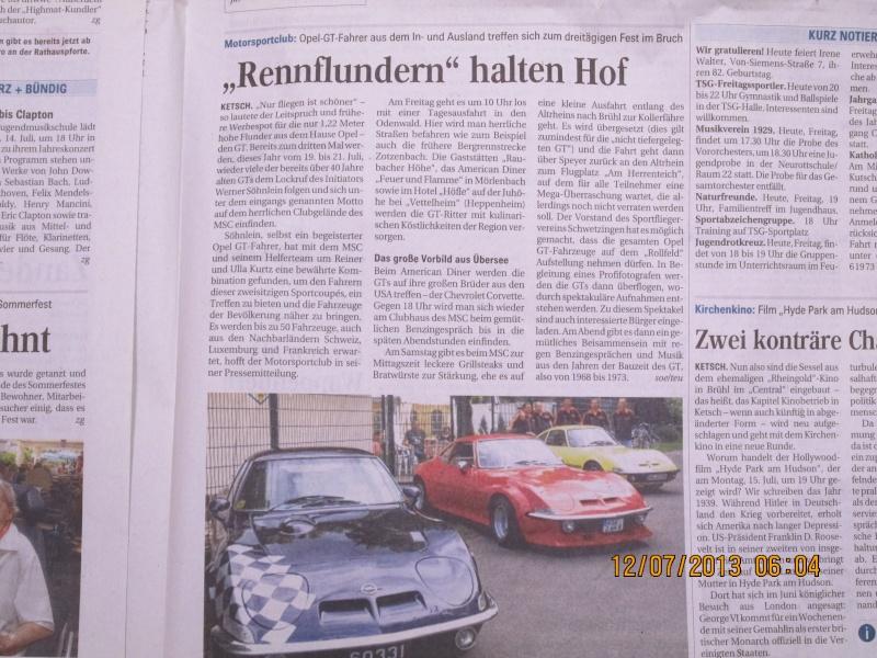 III. GT-Treffen in Ketsch 2013 Zeitun10
