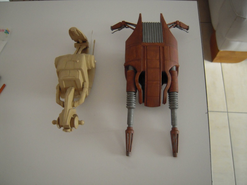 STAP with BATTLE DROID Lot110