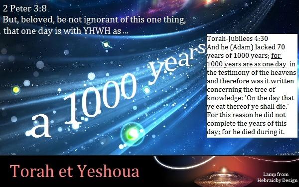 1000 ans comme 1 Jour 1000_y10