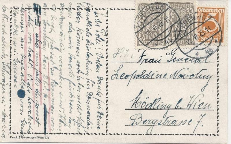 Österreich 1925 - 1938 Bild108