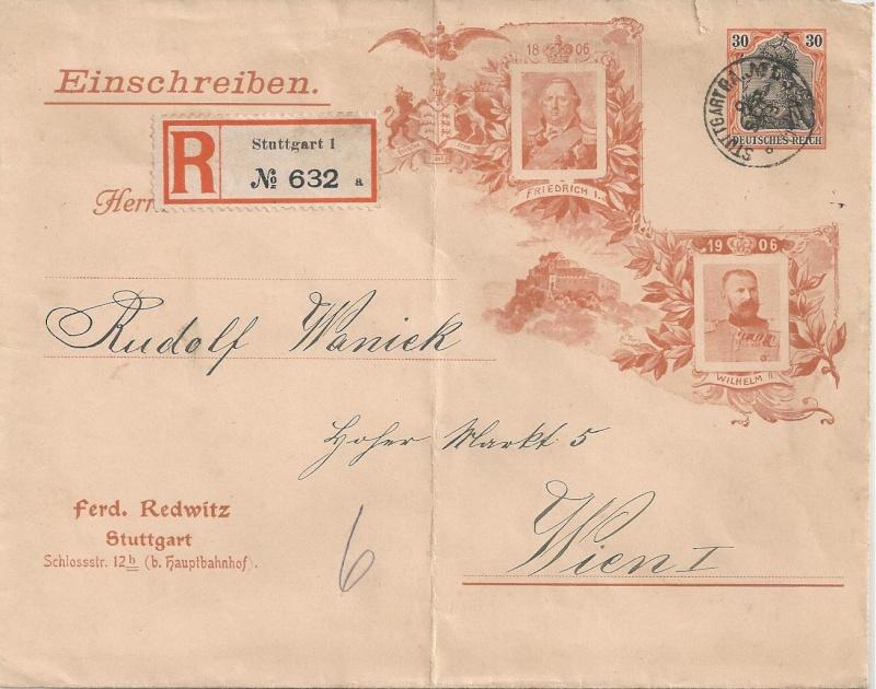 Deutsches Reich 1900 bis Mai 1919 - Germaniazeichnung Bild109