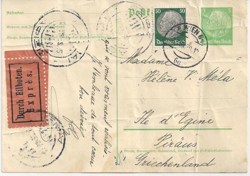 Österreich im III. Reich (Ostmark) Belege - Seite 4 Bild116