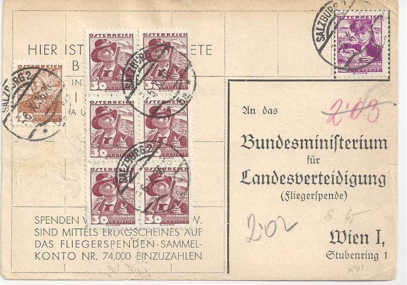Österreich 1925 - 1938 Bild136