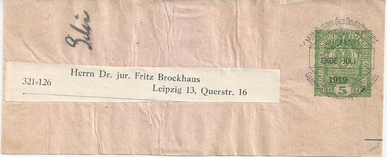 Inflation in Österreich - Belege - 1918 bis 1925 - Seite 3 Bild141