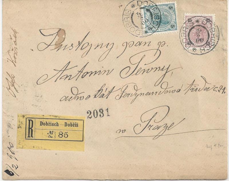 Freimarkenausgabe 1899 Bild18