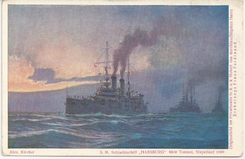 1914 - 1918   Der Untergang der K.u.K. Monarchie Bild22