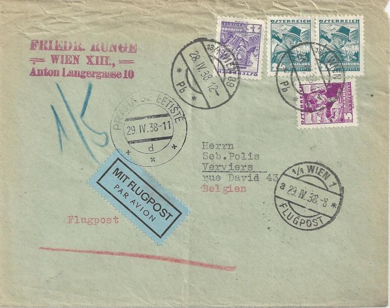 Österreich im III. Reich (Ostmark) Belege - Seite 2 Bild38