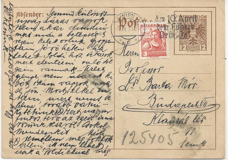 Österreich im III. Reich (Ostmark) Belege - Seite 3 Bild63