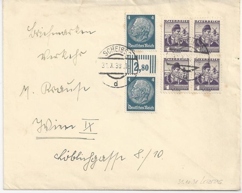 Österreich im III. Reich (Ostmark) Belege - Seite 3 Bild64