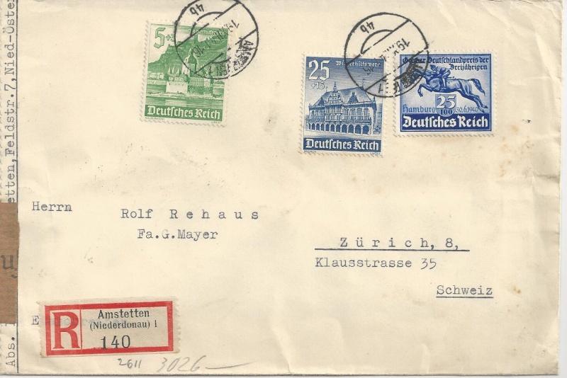 Österreich im III. Reich (Ostmark) Belege - Seite 3 Bild71