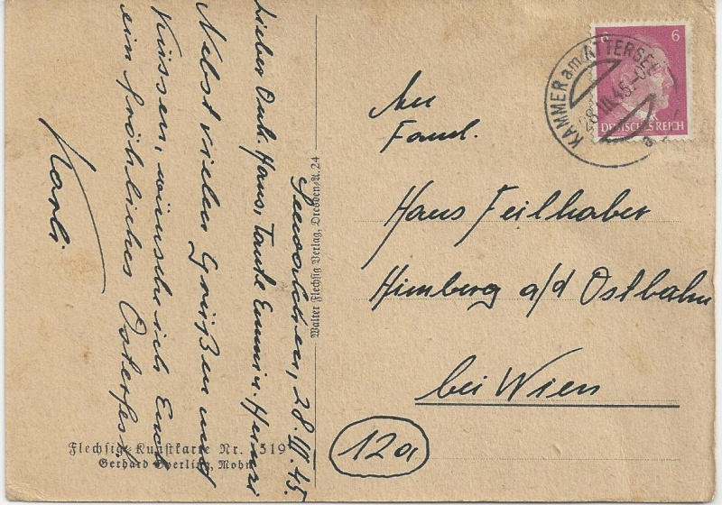 Österreich im III. Reich (Ostmark) Belege - Seite 3 Bild76