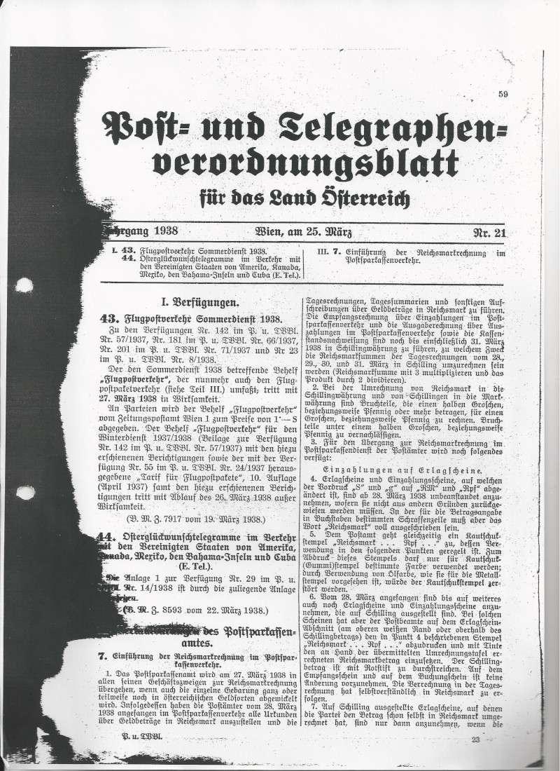 Österreich im III. Reich (Ostmark) Belege - Seite 4 Bild92