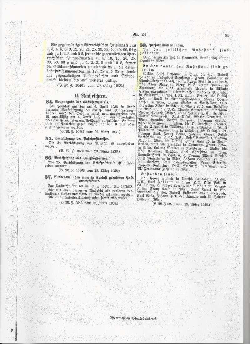 Österreich im III. Reich (Ostmark) Belege - Seite 4 Bild93