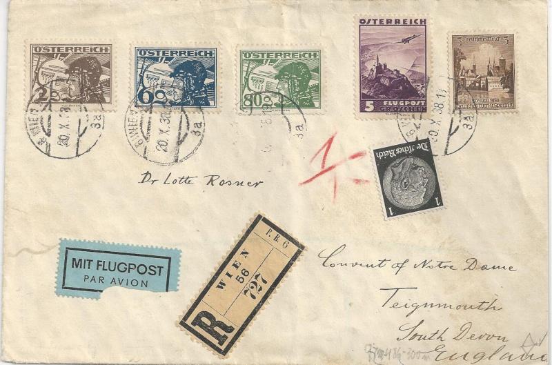 Österreich im III. Reich (Ostmark) Belege - Seite 17 Bild95
