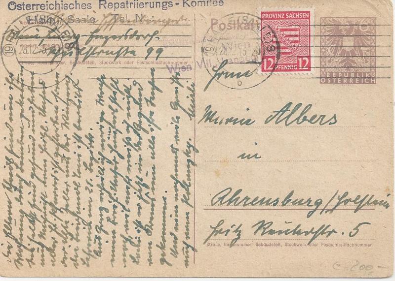 Provinz Sachsen -Sowjetische Besatzungszone Bild96