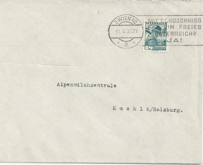 Österreich im III. Reich (Ostmark) Belege - Seite 4 Bild97