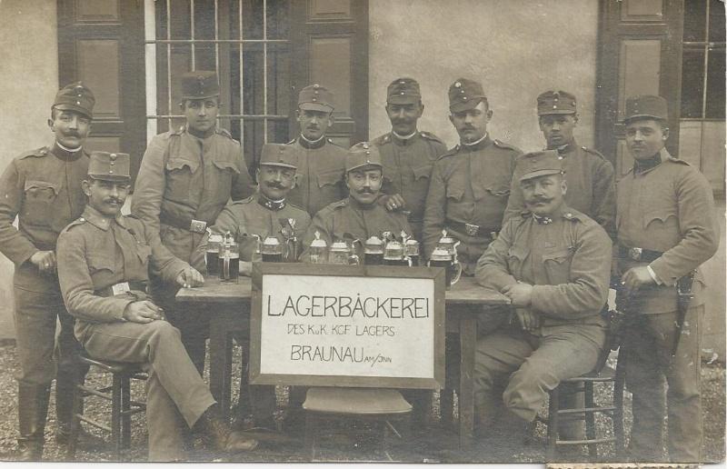 1914 - 1918   Der Untergang der K.u.K. Monarchie - Seite 3 Bild_100
