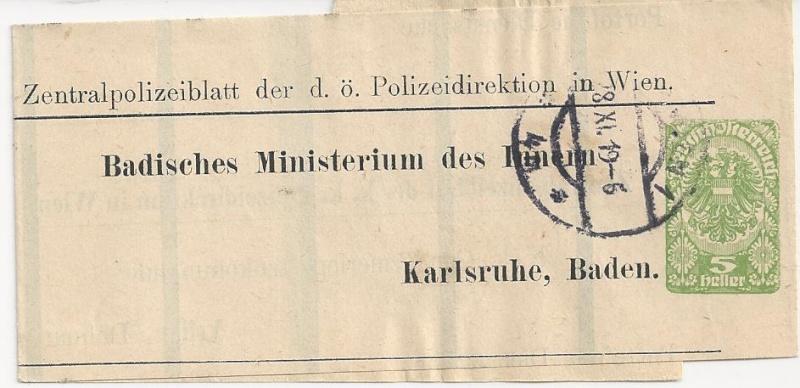 Privatstreifbänder - Österreich Bild_105