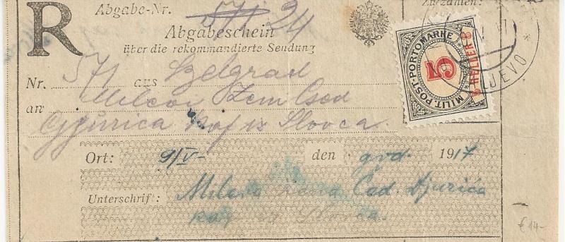 1914 - 1918   Der Untergang der K.u.K. Monarchie - Seite 2 Bild_122