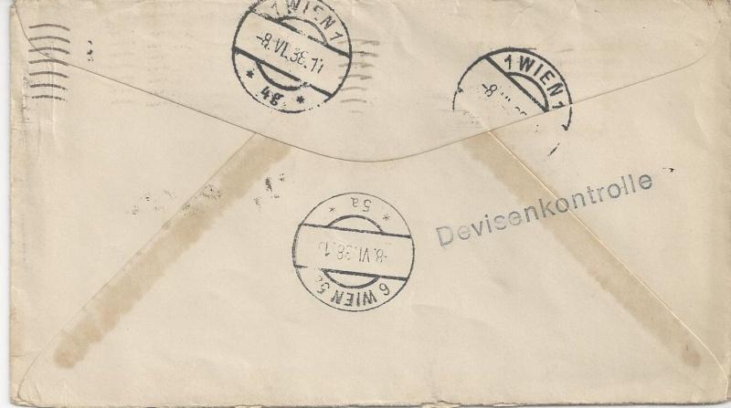 Österreich im III. Reich (Ostmark) Belege - Seite 4 Bild_130
