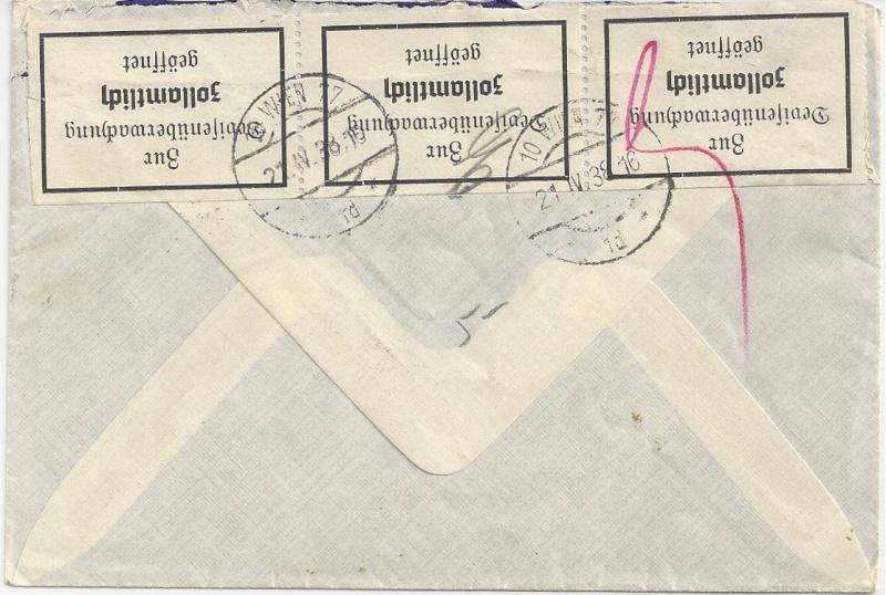 Österreich im III. Reich (Ostmark) Belege - Seite 4 Bild_132