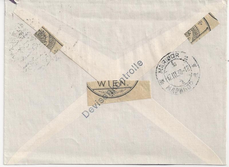 Österreich im III. Reich (Ostmark) Belege - Seite 4 Bild_133